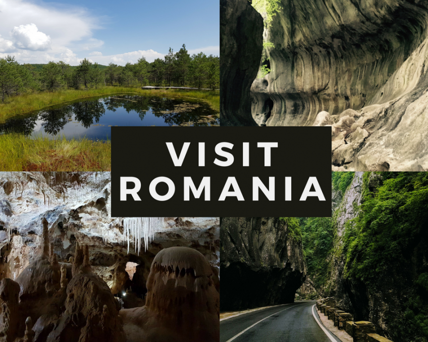 Top 50+ best natural beauties to visit in Romania (in my opinion)